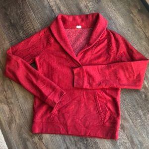 J. Crew comfy sweatshirt